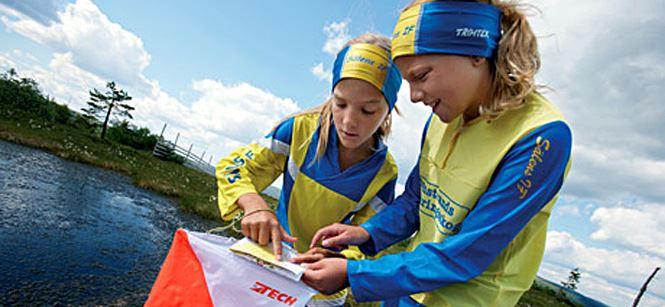 Orientering Junior Camp, Sälen