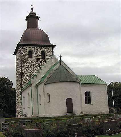 Gustav Adolfs kyrka - Viby