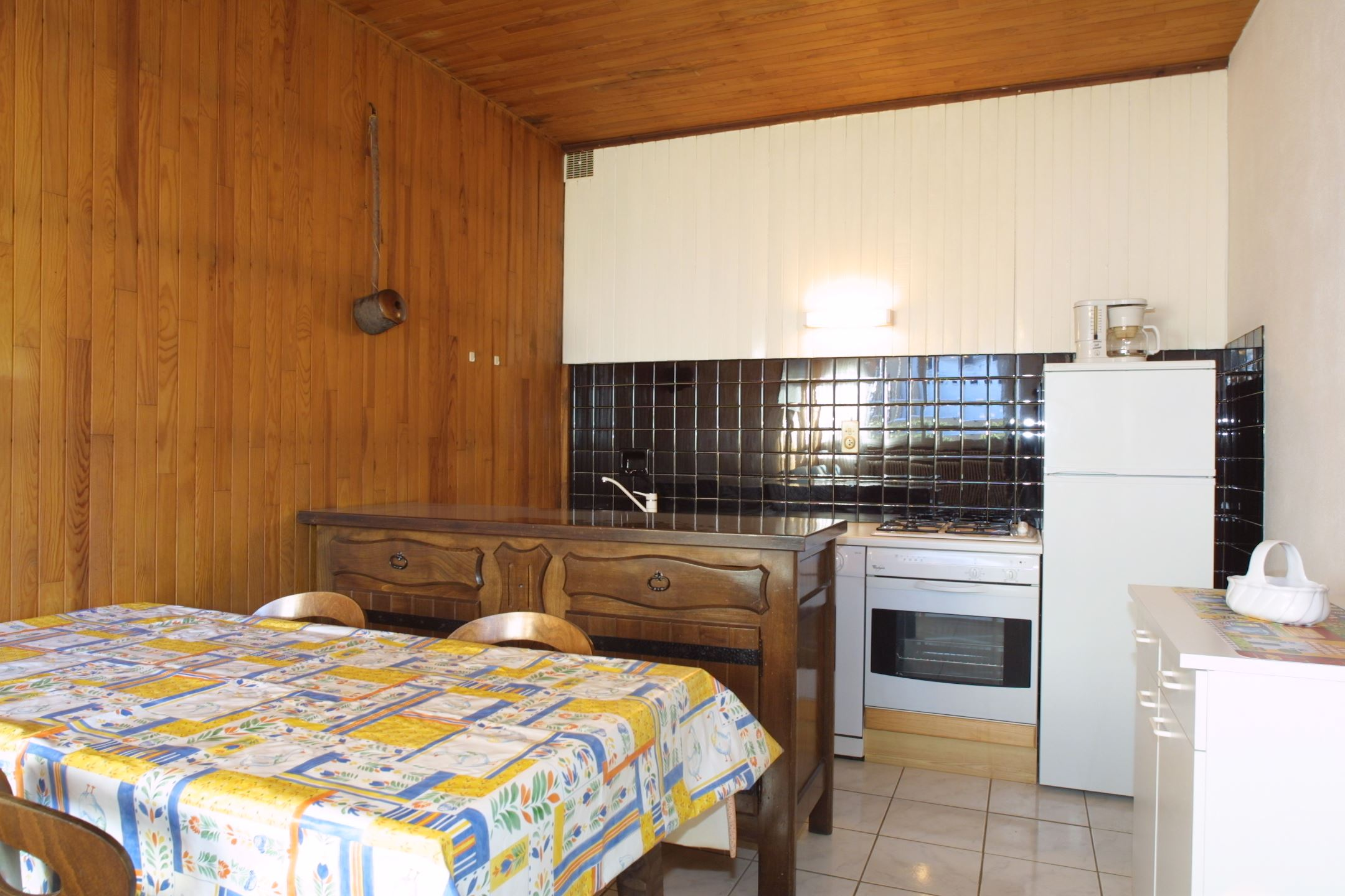 Lägenhet för 5 personer med 2 rum på Alaska n°2 - Les Gets