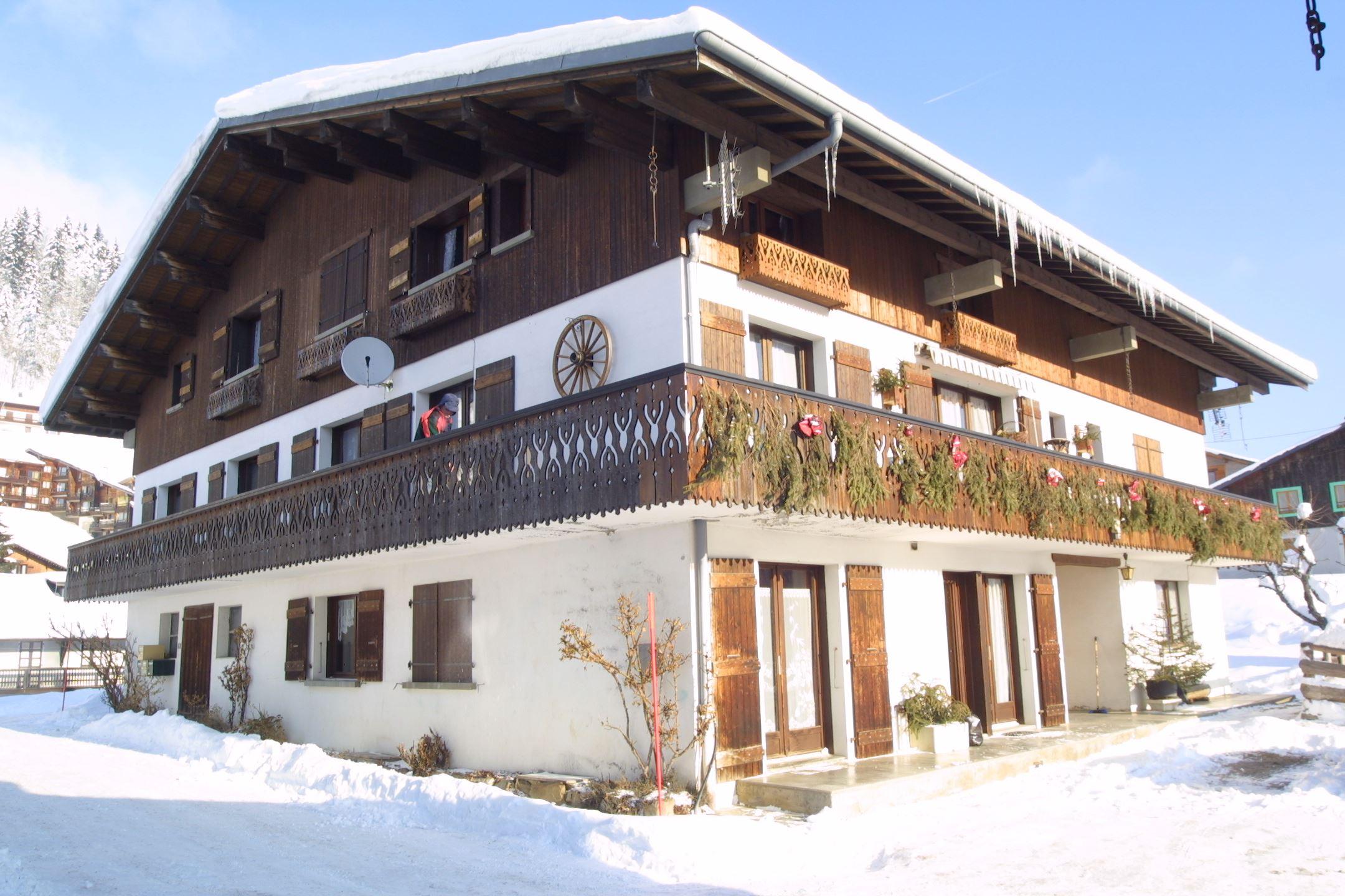 Lägenhet för upp till 5 personer med 3 rum på Clos n°1 - Les Gets