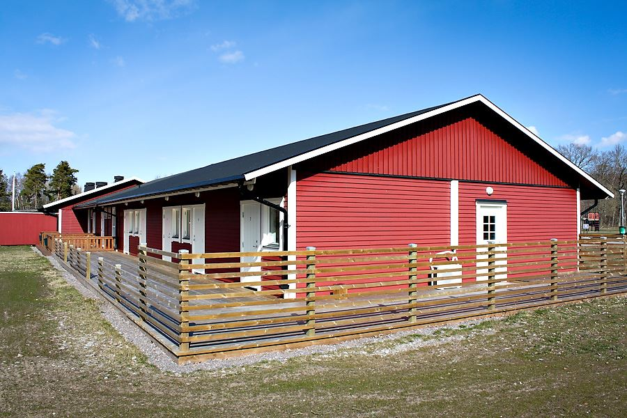 Haga Park Camping & Stugor/Youth hostel