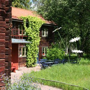 Sätergläntan Institutet för slöjd och hantverk, Insjön