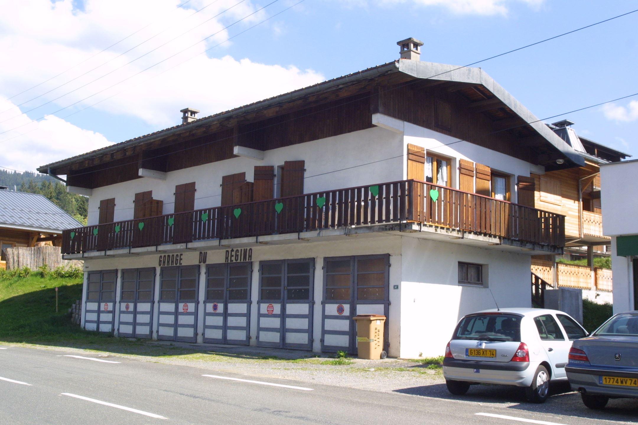 Lägenhet för upp till 4 personer med 2 rum Victoria n° 2 - Les Gets