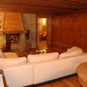 Semesterhus för upp till 11 personer med 5 rum på Ferme du Crinaz - Les Gets