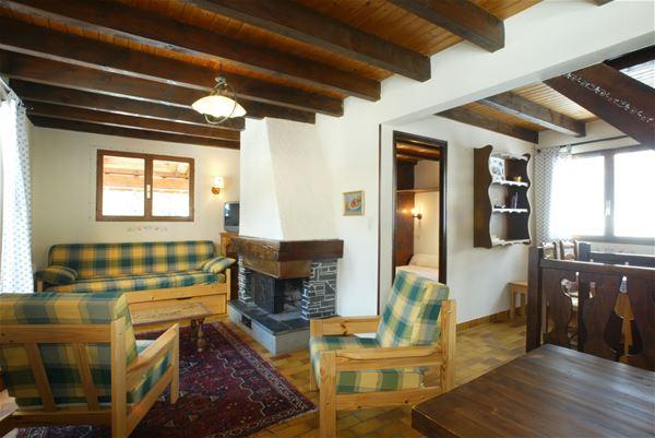 Feriehus for opp til 10 personer med 5 rom på Borget - Les Gets