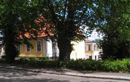 Näsby Ceremonihall (f.d. Näsby kyrka)