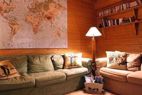 Quatre Frères - 4 спальные комнаты**** - 10 человек - 135 м²