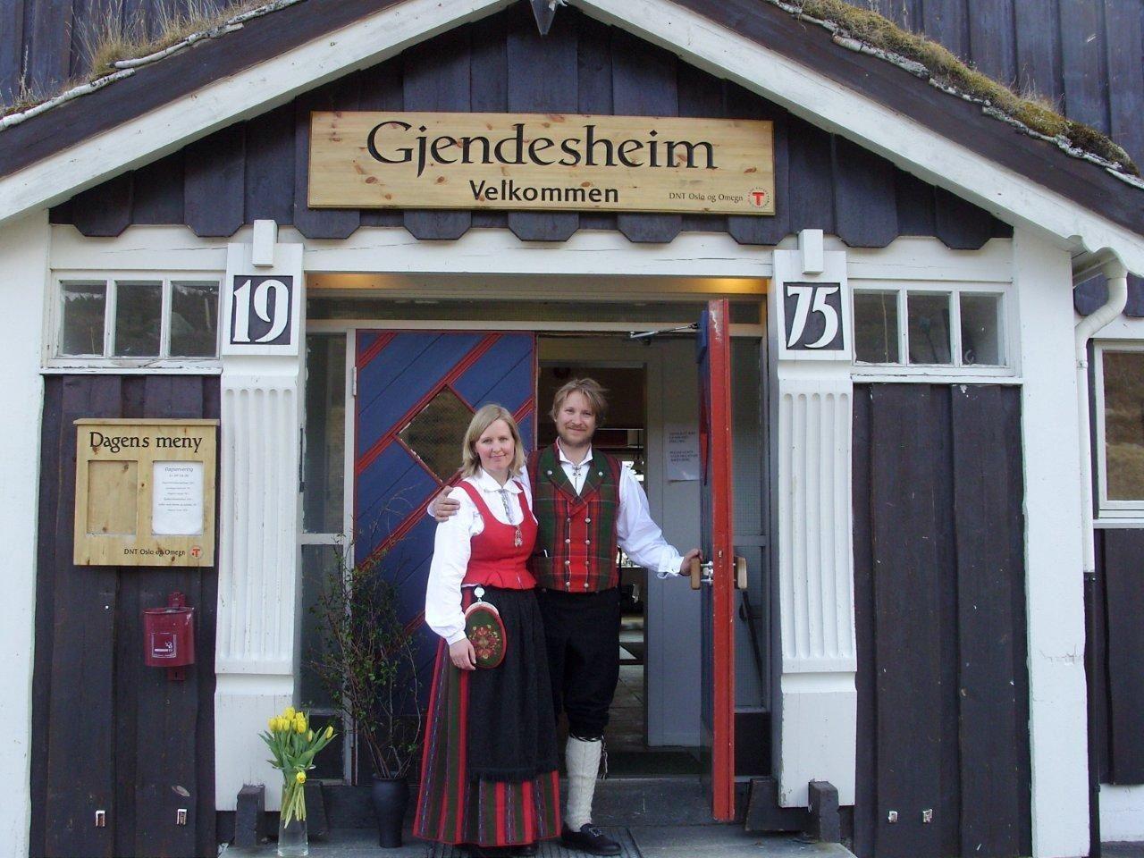 Gjendesheim DNT Oslo og Omegn
