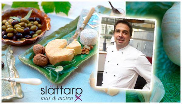 Slättarps Gård Café & Restaurant