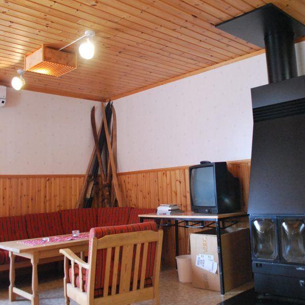 VR33A, Skidstugan, Grötholn, Dala-Järna