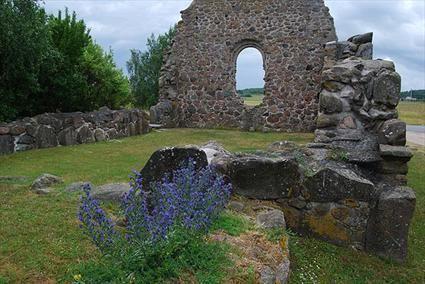 S:ta Gertruds kyrkoruin