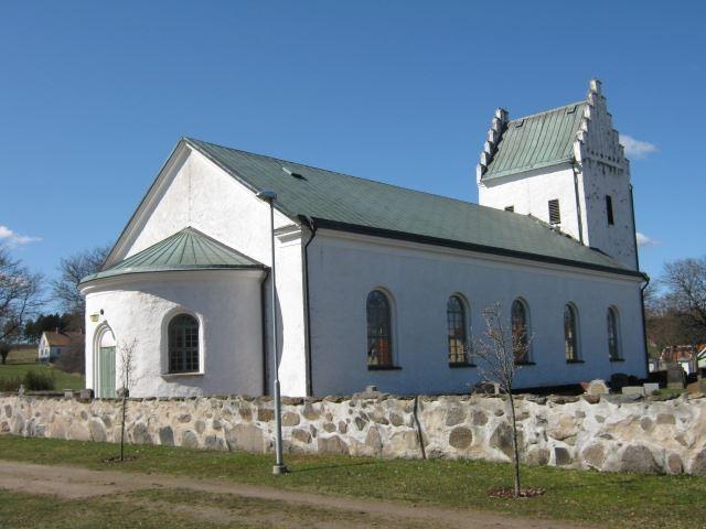 Fotograf: Elisabet Lundberg Andersson, Skepparslövs kyrka