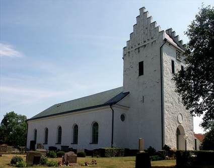 Skepparslövs kyrka