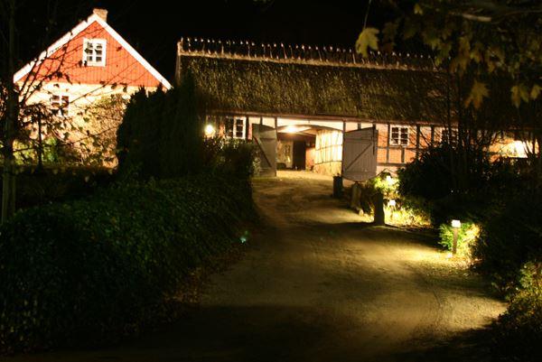Cilias mat & rum på Killegården