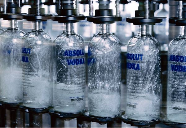 The Absolut Company Experience Center