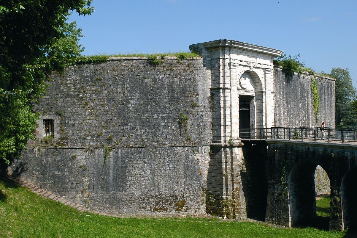 Visite guidée des remparts de Bayonne