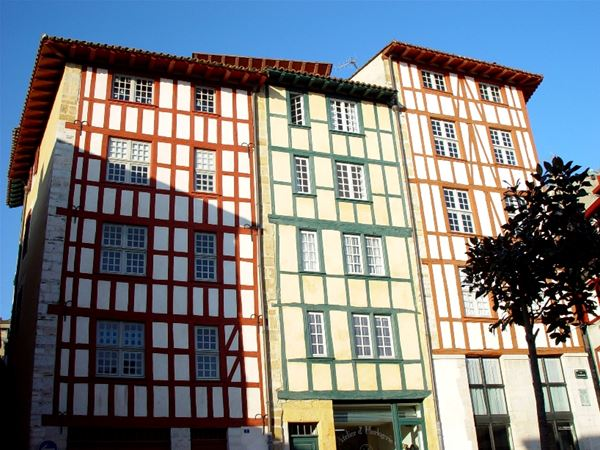"""visite de bayonne """"Architecture et restaurations"""""""