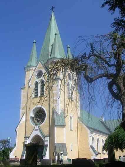 Västra Vrams kirke