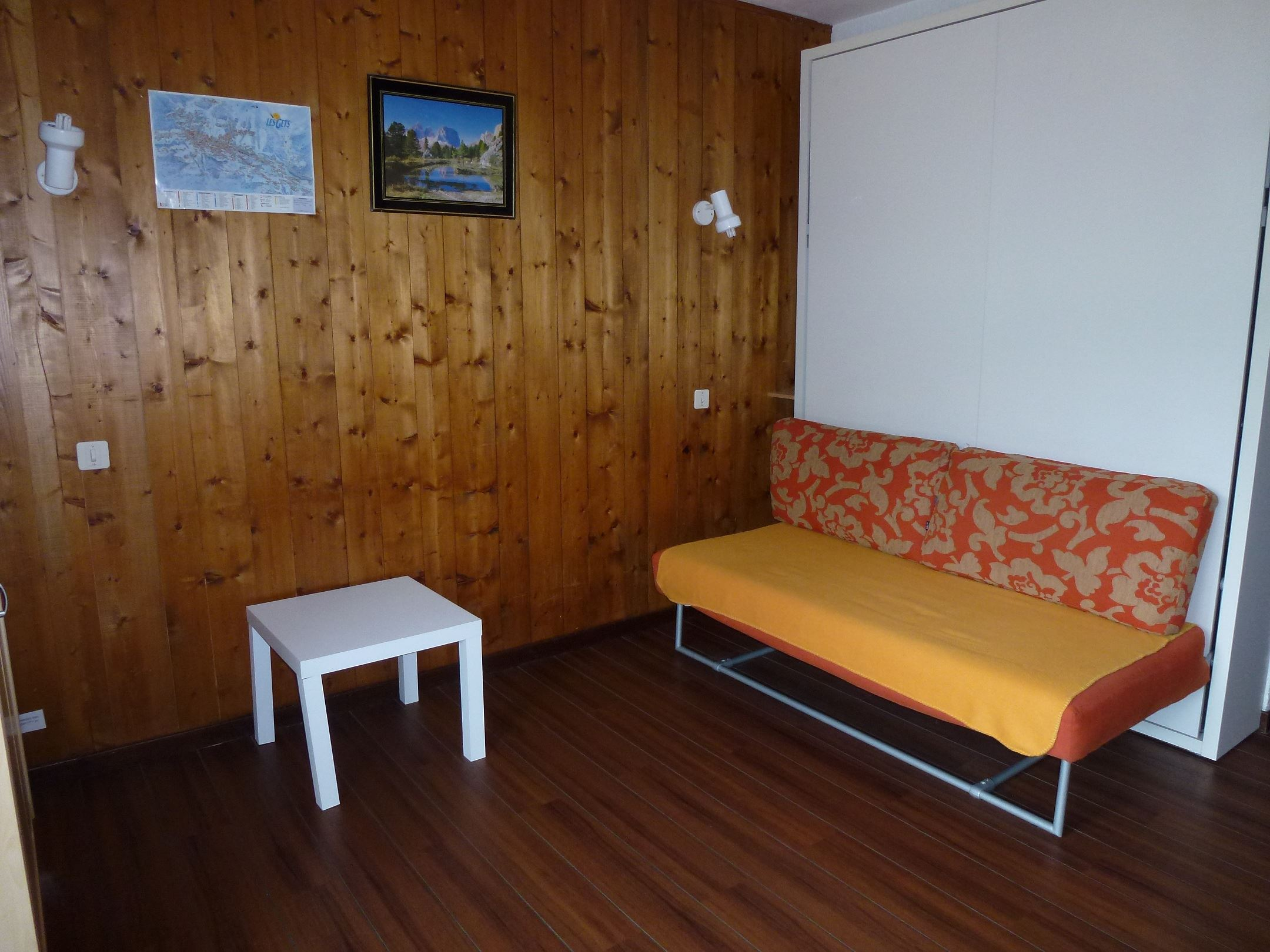 Lägenhet för 2-4 personer med 1 rum på Ranfolly B6 - Les Gets