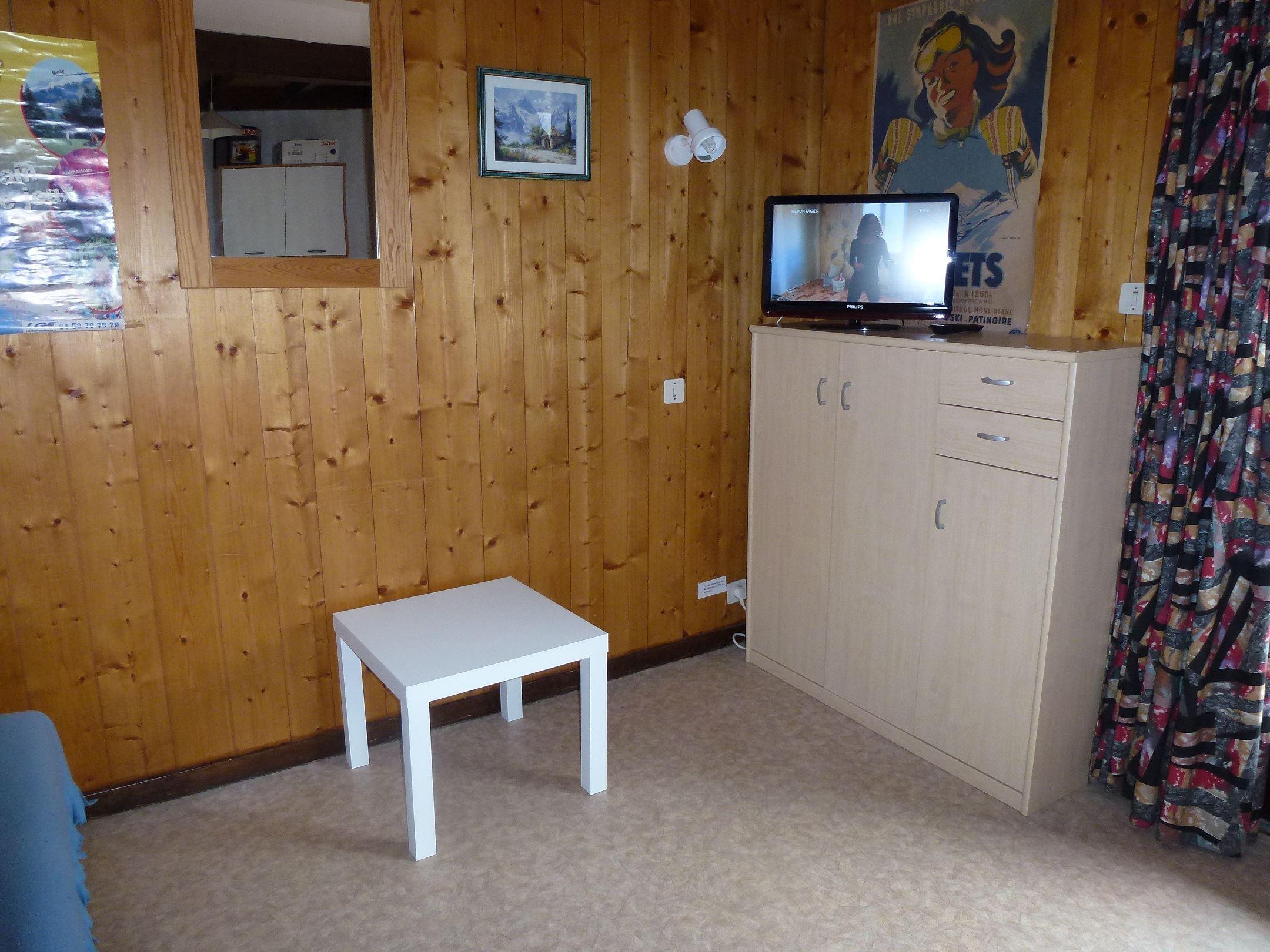Leilighet for inntil 4 personer med 1 rom på Ranfolly B7 - Les Gets