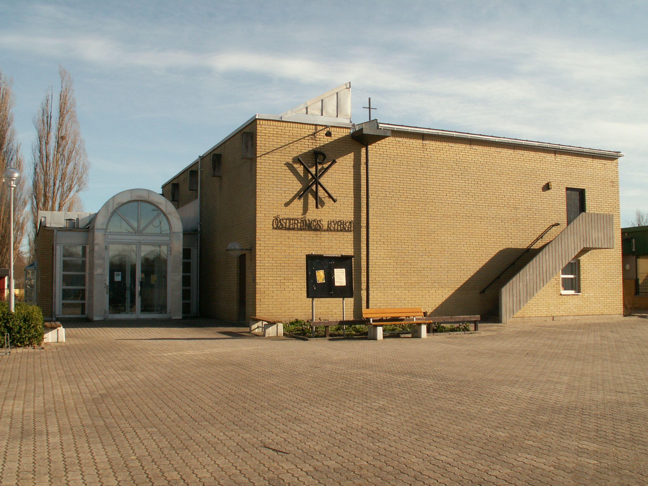 Österängs kyrka