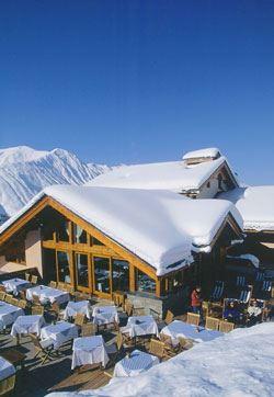 Résidence skis aux pieds / HOTEL SAINT MARTIN