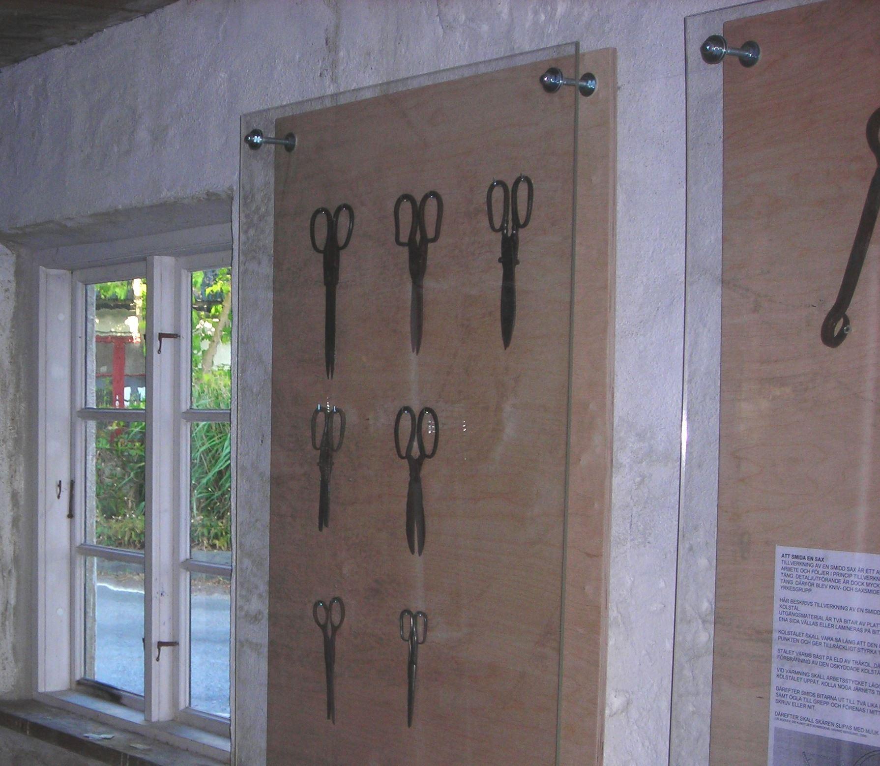 Gislövs Smidesmuseum/Etablering av Byggnadsvårdcentrum