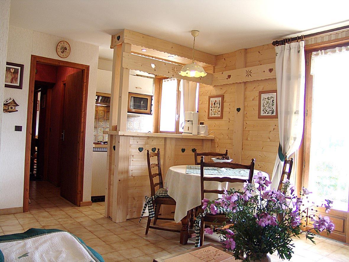 Rochebrune n°1 (La Turche) - 2 rooms - 4 people -50m²