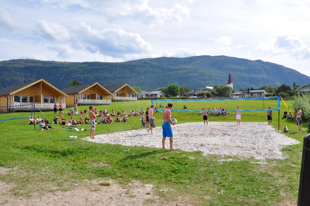 Havblikk camping Nesna - Rom