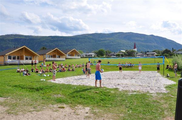 Havblikk camping Nesna - Hytter