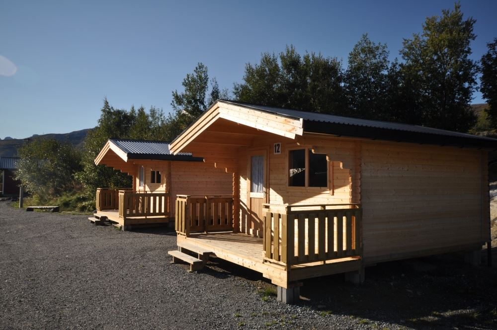 © PolarCamp, Small cabins (11-15)