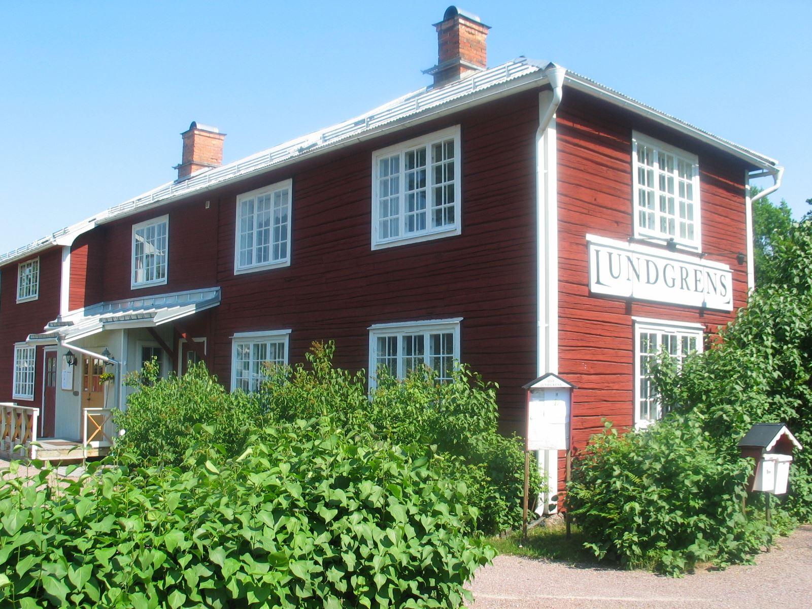 Lundgrens Ramlistmuseum