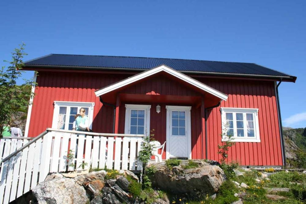 "Apartments in ""Nordlandshus"""