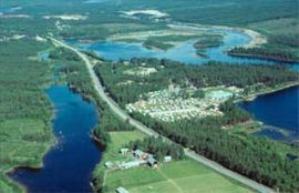 Arctic Camp Jokkmokk/Stugor