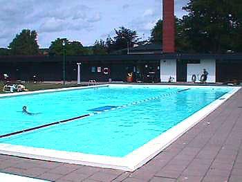 Arkelstorpsbadet - friluftsbad