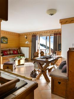 Residence ski-in ski-out / LES ALPAGES DE REBERTY (Pierre et Vacances Premium - 4,5 Snowflakes