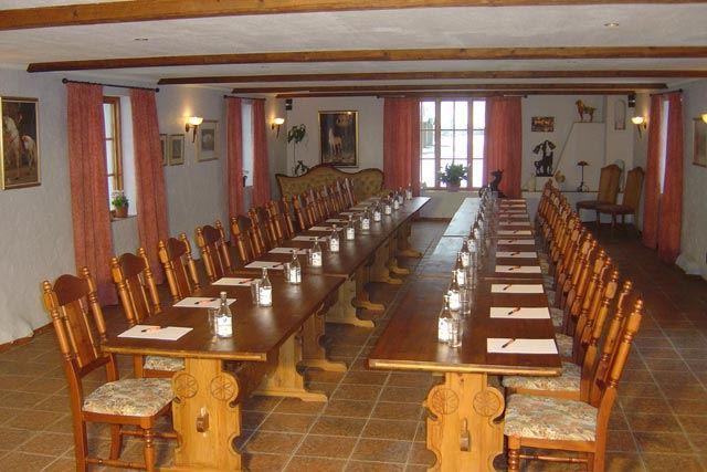 Konferens och restaurang