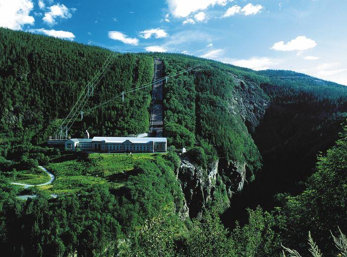 Rjukan: Vemork Industrial Workers Museum