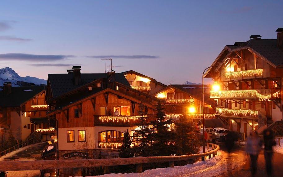 Residence ski-in ski-out / LE HAMEAU DE LA SAPINIERE (4 Snowflakes