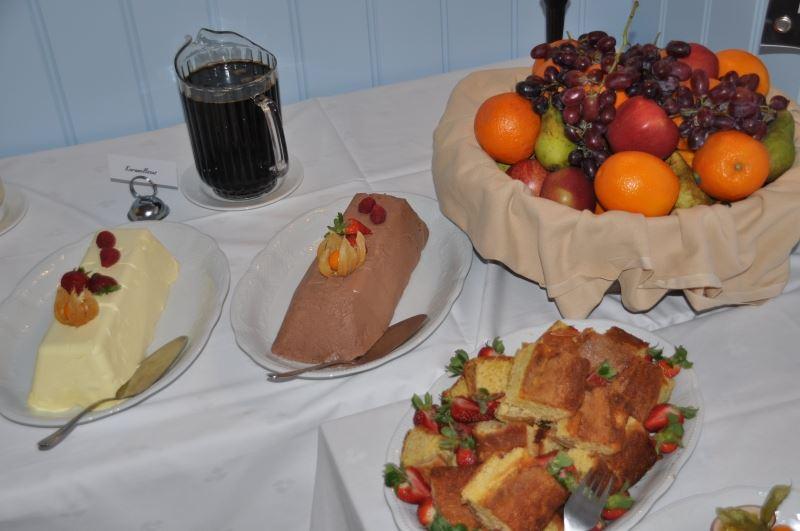 Hafjell Resort,  © Hafjell Resort, Dessert til familiebuffet