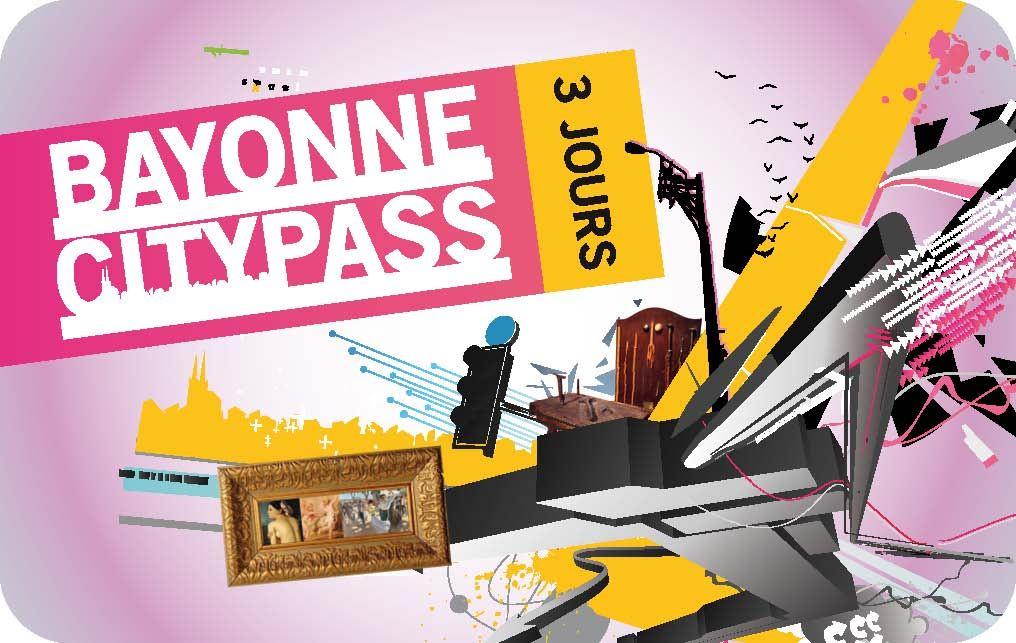 Carte citypass 3 jours (non daté)