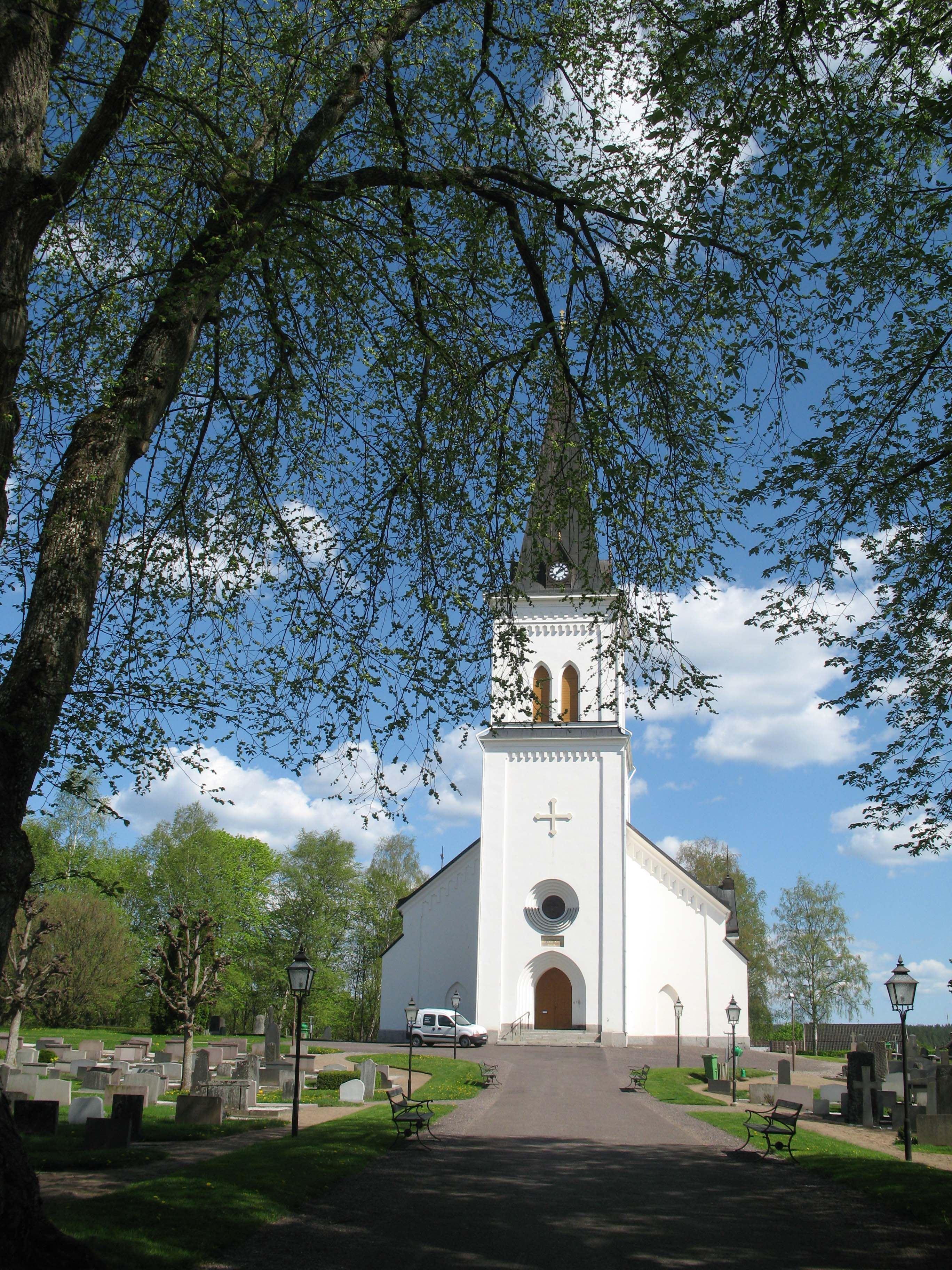 Virserums kyrka