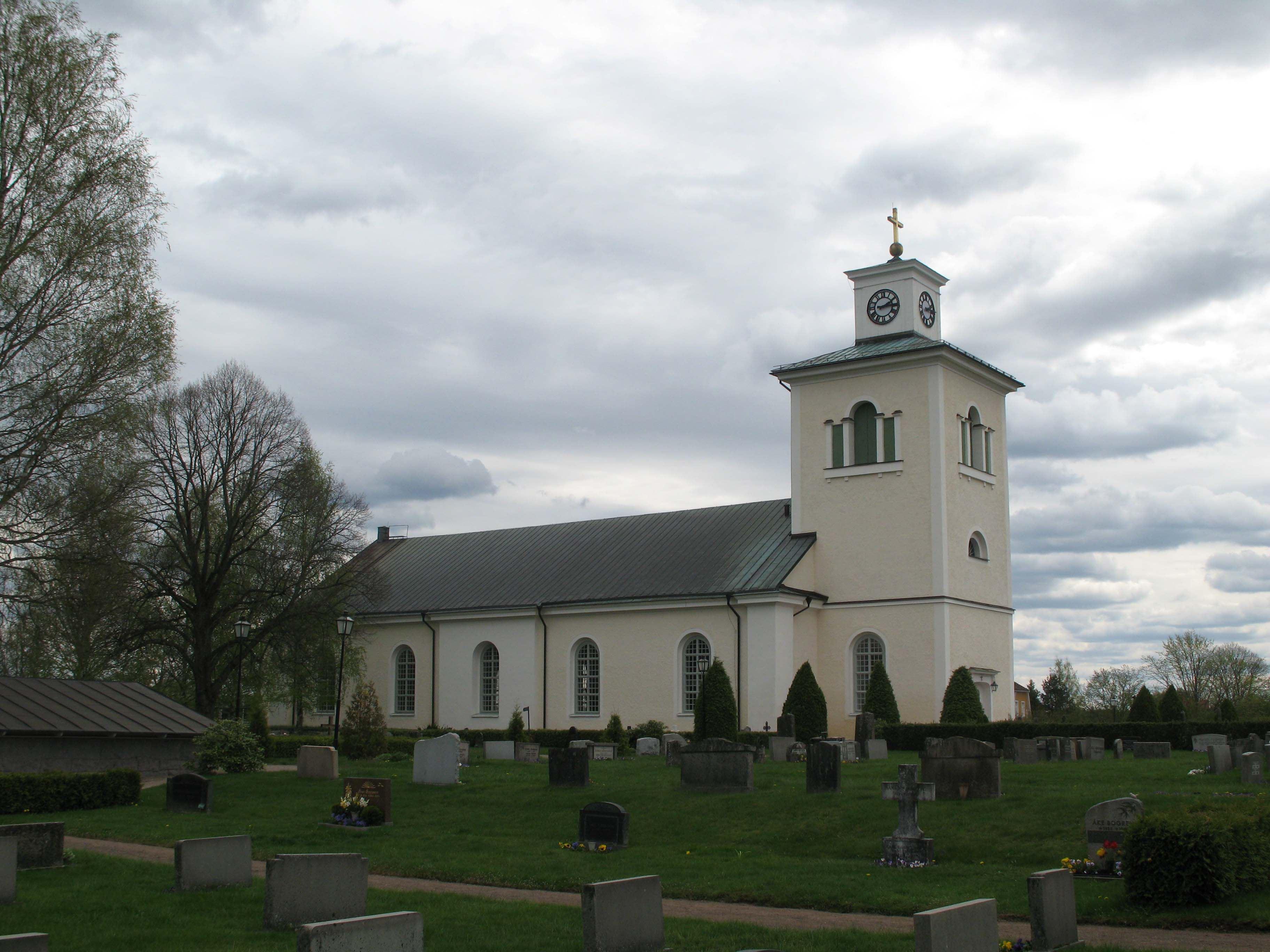 Målilla-Gårdveda kyrka