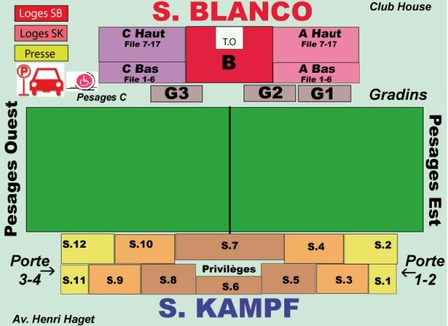 Jubilé Serge Betsen : Mercredi 6 juin à 19h au Stade d'Aguiléra