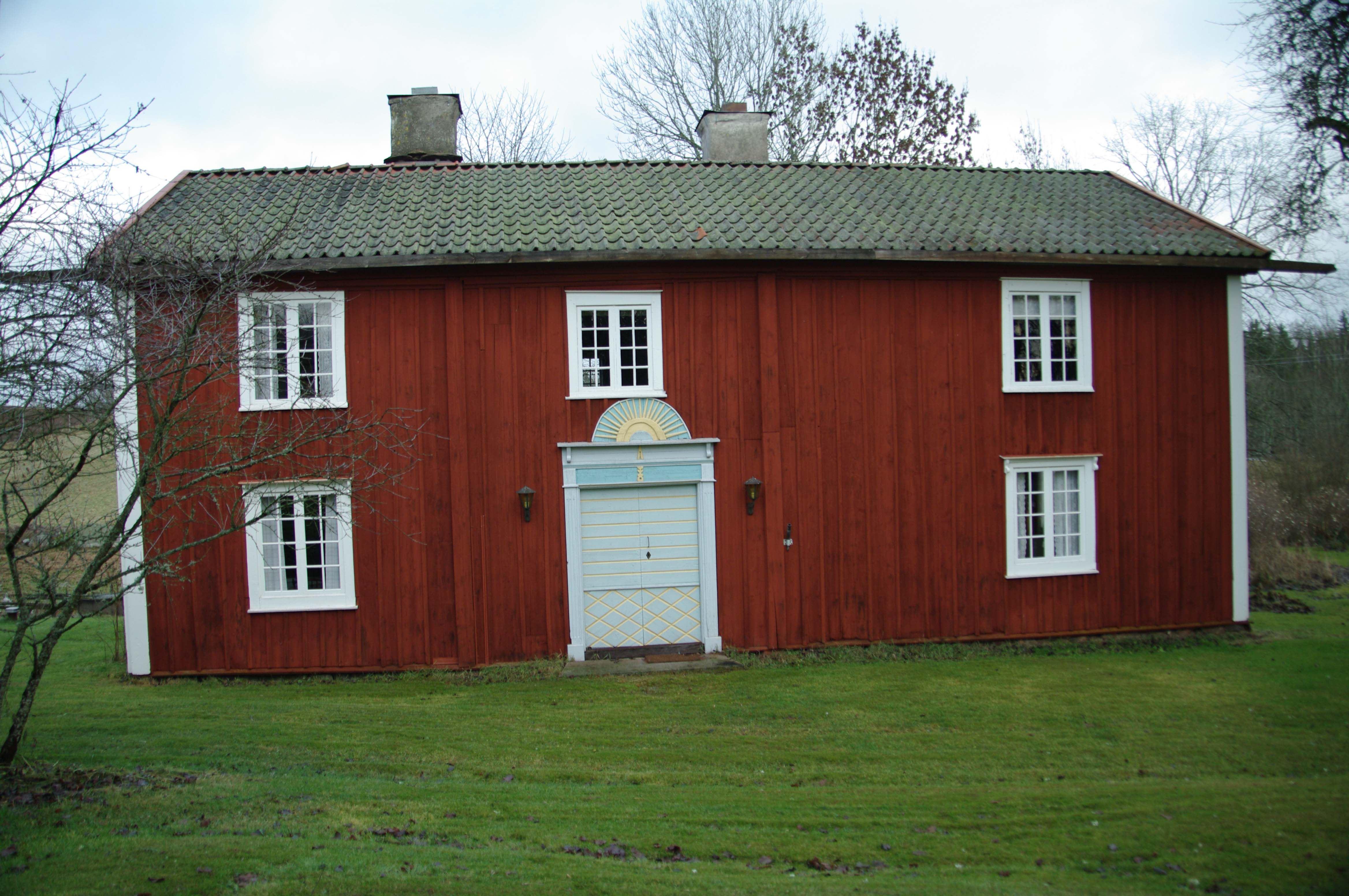 Högeruda hembygdsgård - Högeruda Heimathof