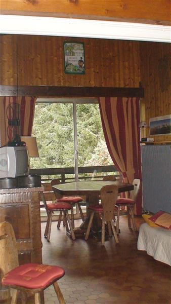 Lägenhet för upp till 6 personer med 3 rum på Phalange n°1 - Les Gets