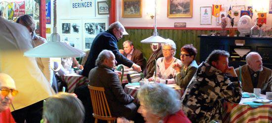 JohannaMuseets café