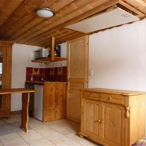 Lägenhet för upp till 2 personer med 1 rum på Mazot Nant Cru n°1 - Les Gets