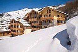 "Résidence skis aux pieds / CGH Résidence & Spa LES CHALETS DU GYPSE (CGH - 4,5 Flocons ""Or"")"