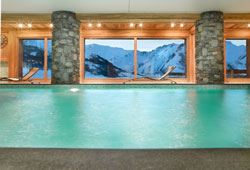 Residence ski-in ski-out / CGH Résidence & Spa LES CHALETS DU GYPSE (CGH - 4,5 Snowflakes